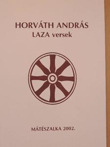 Horváth András - Laza versek [antikvár]