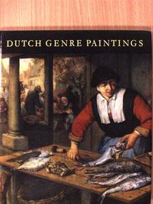 Miklós Mojzer - Dutch Genre Paintings [antikvár]