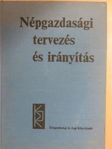 Dr. Augusztinovics Mária - Népgazdasági tervezés és irányítás [antikvár]