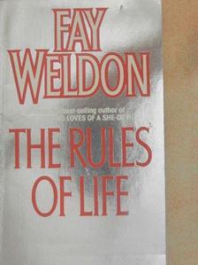 Fay Weldon - The Rules of Life [antikvár]
