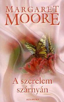 Margaret Moore - A szerelem szárnyán