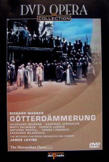 Wagner - GÖTTERDEMMERUNG DVD LEVINE
