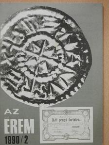 Gosztonyi József - Az érem 1990/2. [antikvár]