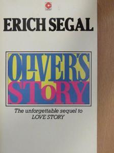 Erich Segal - Oliver's story [antikvár]