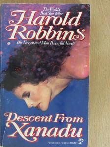Harold Robbins - Descent from Xanadu [antikvár]