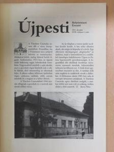 Buda Attila - Újpesti Helytörténeti Értesítő 2011. december [antikvár]