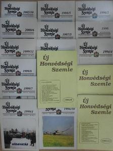 Dr. Kovács Jenő - Új honvédségi szemle 1991., 1994., 1996-2000., 2002. (vegyes számok) (17 db) [antikvár]