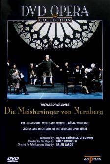 Wagner - DIE MEISTERSINGER VON NÜRNBERG DVD DE BURGOS