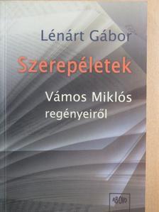 Lénárt Gábor - Szerepéletek [antikvár]