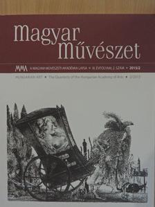 Albert Gábor - Magyar Művészet 2015. május [antikvár]