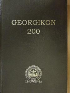 Dr. Fehér György - Georgikon 200 I. [antikvár]