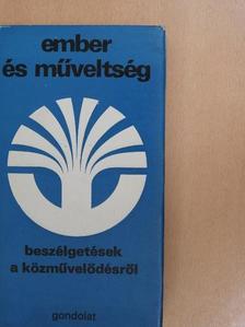 Bárczi Géza - Ember és műveltség [antikvár]