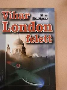Barsi Ödön - Vihar London felett [antikvár]