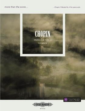 Chopin - PRÉLUDE NO.4 IN d MINOR FOR PIANO SOLO