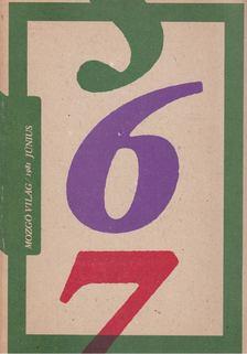 Kulin Ferenc - Mozgó Világ 1981/6 Június [antikvár]