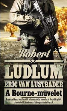 Robert Ludlum - A Bourne-művelet