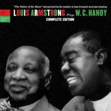 W.C.HANDY - LOUIS ARMSTRONG PLAYS W.C.HANDY 2CD COMPLETE EDITION
