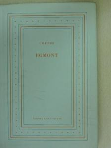 Goethe - Egmont [antikvár]