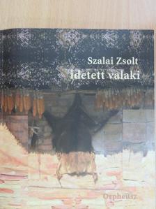 Szalai Zsolt - Idetett valaki [antikvár]