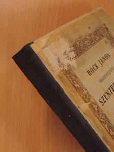 Hock János - Hock János összegyüjtött szentbeszédei 1894-1899 [antikvár]