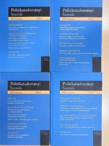 Bajomi-Lázár Péter - Politikatudományi Szemle 2015/1-4. [antikvár]