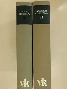 B. Nagy László - Amerikai elbeszélők I-II. [antikvár]