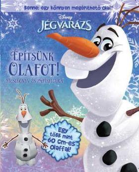 .- - Disney - Jégvarázs - Építsünk Olafot!