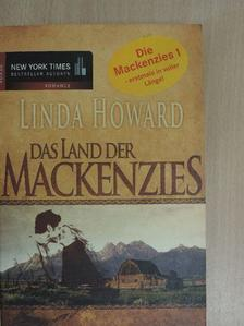 Linda Howard - Das land der Mackenzies [antikvár]
