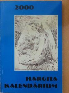 WEÖRES SÁNDOR - Hargita Kalendárium 2000 [antikvár]