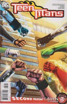 Henderson, Felicia D., Luis, José - Teen Titans 87. [antikvár]