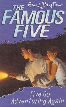 Blyton, Enid - Five Go Adventuring Again [antikvár]