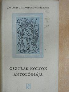 Albert Ehrenstein - Osztrák költők antológiája [antikvár]