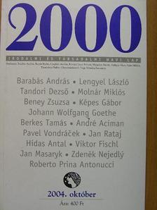 André Aciman - 2000 2004. október [antikvár]
