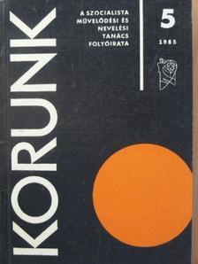 Ander Zoltán - Korunk 1985. május [antikvár]