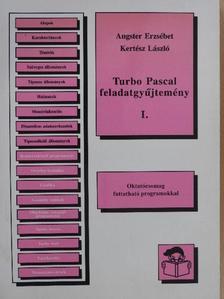Angster Erzsébet - Turbo Pascal feladatgyűjtemény I. [antikvár]