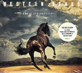 BRUCE SPRINGSTEEN - WESTERN STARS CD BRUCE SPRINGSTEEN