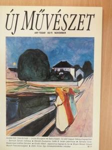 András Edit - Új Művészet 1993. november [antikvár]