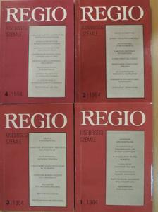 Berkes Tamás - Regio 1994/1-4. [antikvár]