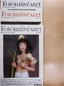 Bacskai Sándor - Fotóművészet 2003/1-6. [antikvár]