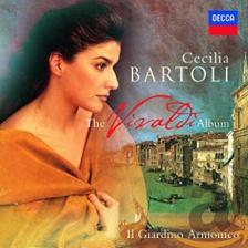 Vivaldi - THE VIVALDI ALBUM CD CECILIA BARTOLI