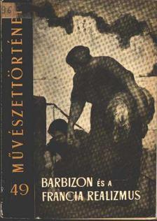 Kovács Éva - Barbizon és a francia realizmus [antikvár]