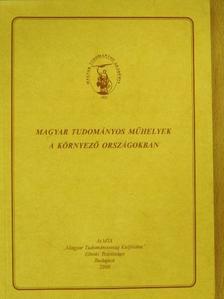 Berényi Dénes - Magyar tudományos műhelyek a környező országokban [antikvár]