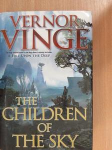 Vernor Vinge - The Children Of The Sky [antikvár]